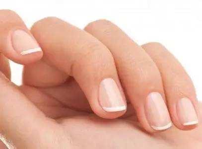 观察自己的指甲来判断身体状况