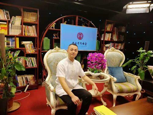 张剑锋受邀中国当代名医栏目录制节目
