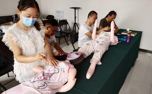 中医五绝指针疗法非遗传承培训班圆满结束
