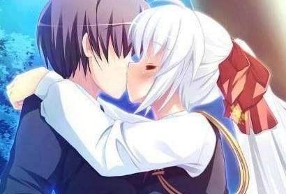 从接吻的方式看待他对你的感觉